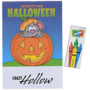 Activity Pad Fun Pack - Halloween Main Image