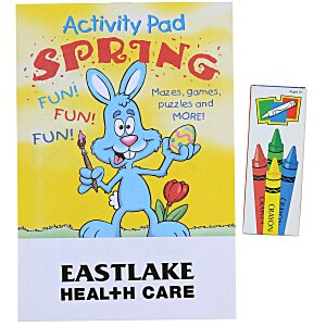Activity Pad Fun Pack - Spring Main Image