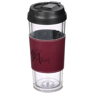 Mega Tumbler Mate with Wrap - 16 oz. - Closeout Main Image