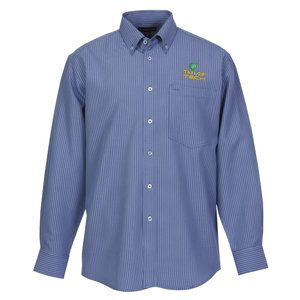 Brewar EZ-Care Checkered Shirt - Men's