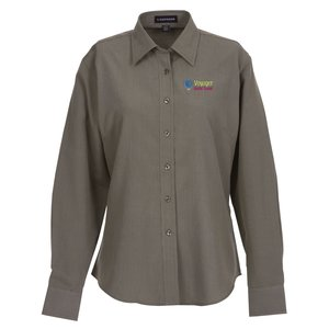 Parsons Mini Houndstooth EZ-Care Shirt - Ladies' Main Image