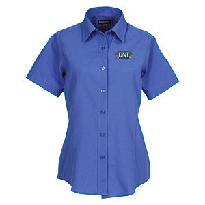Tulare EZ-Care SS Oxford Shirt - Ladies' Main Image
