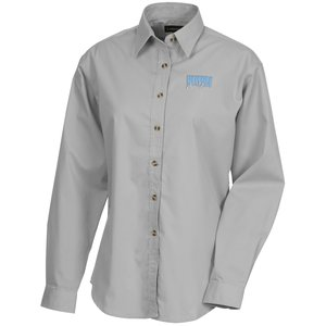 Capulin EZ-Care Fine Line Twill Shirt - Ladies' Main Image