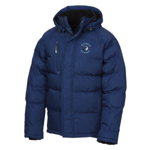 Balkan Insulated Quilted Jacket - Men's Main Image
