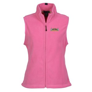 Landmark Microfleece Vest - Ladies' Main Image