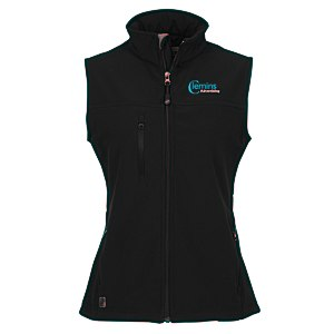 Innis Soft Shell Vest - Ladies' Main Image