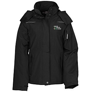 Dutra 3-in-1 Waterproof Jacket - Ladies' Main Image