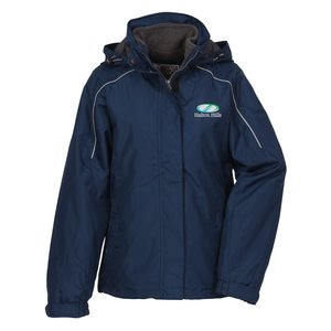 Valencia 3-in-1 Jacket - Ladies' Main Image
