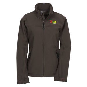 Basin Soft Shell Jacket - Ladies' Main Image