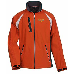 Katavi Colorblock Soft Shell Jacket - Men's Main Image