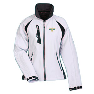 Katavi Colorblock Soft Shell Jacket - Ladies' Main Image