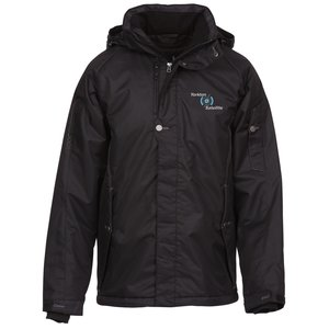Andrus Insulated Hooded Jacket - Men's Main Image