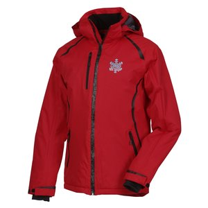 Enakyo Insulated Hooded Waterproof Jacket - Men's Main Image