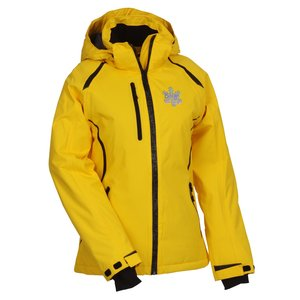 Enakyo Insulated Hooded Waterproof Jacket - Ladies' Main Image