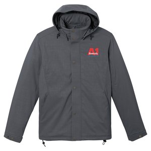 Bornite Insulated Soft Shell Hooded Jacket - Men's
