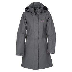 Bornite Insulated Soft Shell Hooded Jacket - Ladies' Main Image