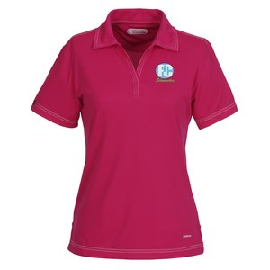 Tasman Triple Stitch Performance Polo - Ladies' Main Image