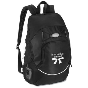 Contour Laptop Backpack - Closeout Main Image
