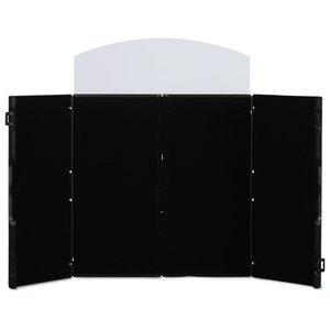 Double Fold Tabletop Display - 4' - Blank Main Image