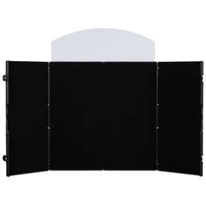 Double Fold Tabletop Display - 6' - Blank Main Image