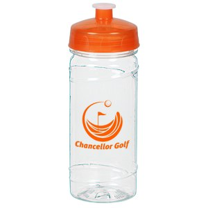 Refresh Cyclone Water Bottle - 16 oz. - Clear Main Image