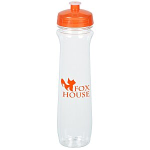Refresh Flared Water Bottle - 24 oz. - Clear Main Image