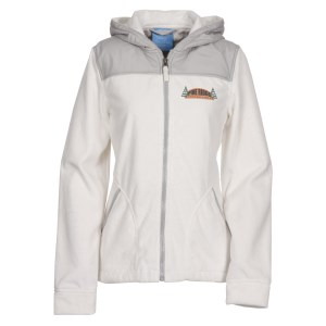 Serenity Silken Fleece Hoodie - Ladies' Main Image