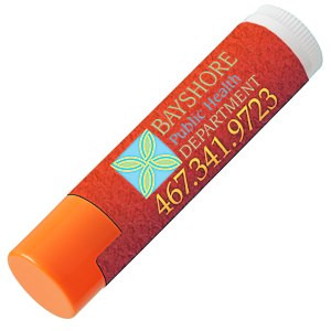 SPF 15 Lip Balm - Colored Cap Main Image