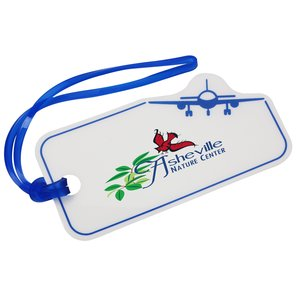 Aviator Luggage Tag Main Image