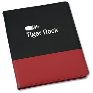 Associate Zippered Padfolio - 24 hr Main Image