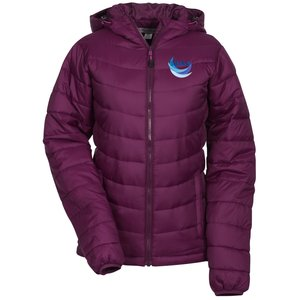 Mission Puff Jacket - Ladies'
