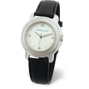 Double Ring 2-Tone Unisex Watch