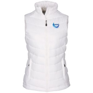 Mission Puff Vest - Ladies'