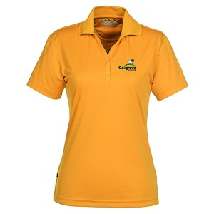 Moreno Textured Micro Polo - Ladies' - 24 hr Main Image