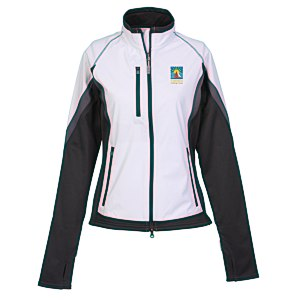Jozani Hybrid Soft Shell Jacket - Ladies' - 24 hr Main Image