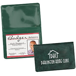 Fold Over Wallet - Executive - Marble Main Image