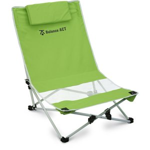 Backpacker Beach Chair - Closeout Main Image