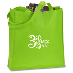 Large Gusseted Event Tote - Closeout Main Image