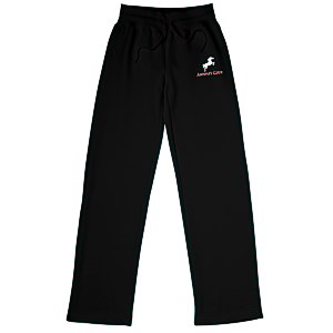 Open Bottom Sweatpants - Ladies' Main Image