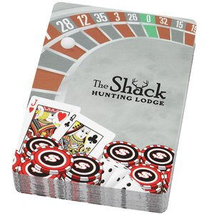 Casino Nights Playing Cards Main Image