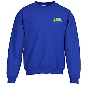 Gildan 8 oz. Heavy Blend 50/50 Crew Sweatshirt - Emb Main Image