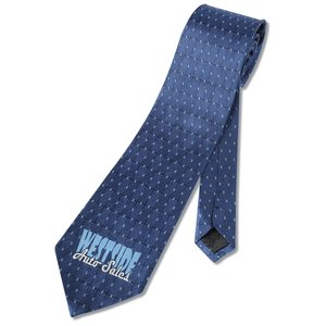 Signature Box Silk Tie Main Image