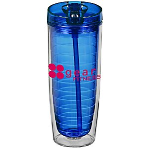 Hot & Cold Flip N Sip Tumbler - 20 oz. Main Image