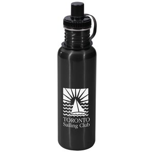 Adventure Stainless Steel Water Bottle - 28 oz. - Closeout Main Image