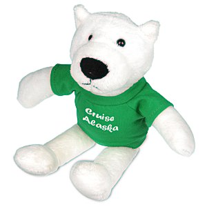 Mascot Beanie Animal - Polar Bear Main Image