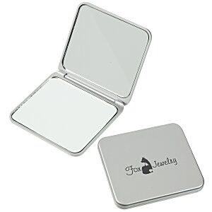 Magnifying Compact Mirror - Opaque Main Image