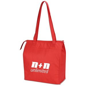 Easy Carry Insulated Shopping Bag - Closeout Main Image