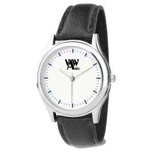 Round-Face Unisex Watch Main Image