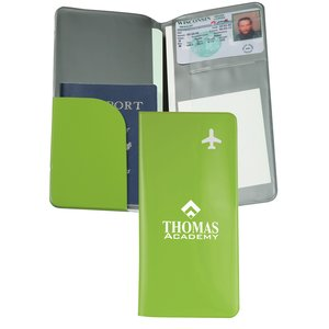 Frequent Flyer Document Wallet Main Image