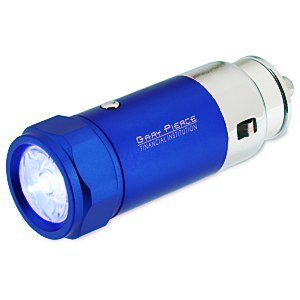 Car Charging Flashlight Main Image